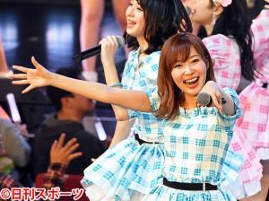 HKT48指原莉乃(写真は2016年11月26日)