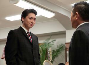 「べっぴんさん」に出演している松下優也