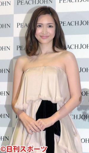 紗栄子(2015年3月2日撮影)