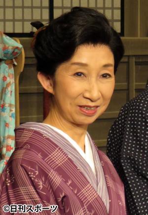 鷲尾真知子(16年2月3日撮影)