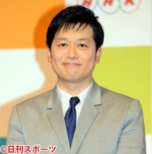 「スタジオパークからこんにちは」MCの1人、NHK伊藤雄彦アナウンサー