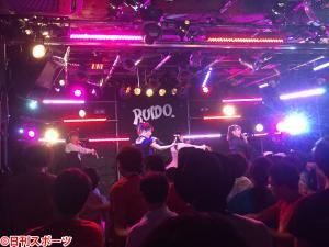 ツアーファイナルのライブを大阪で行ったSTARMARIE
