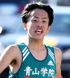 青学大のエース下田裕太がGMOへ進むことを明かす